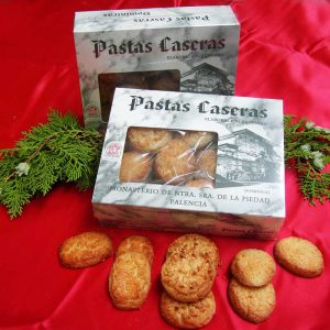 Pastas Caseras [Caja 500 g.]