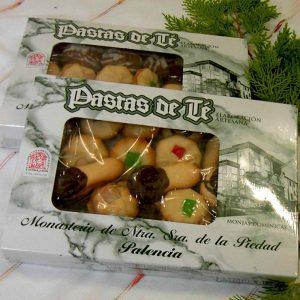 Pastas de Té [Caja 350 g.]